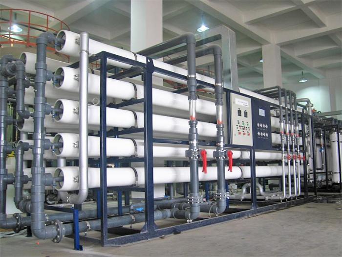 中高压锅炉补水处理设