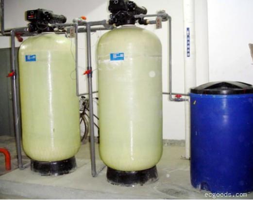 自动脱碱软化水处理系
