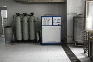 小型纯净水生产设备,