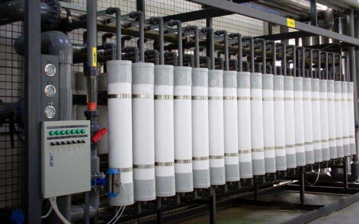 北京海扬水处理公司部分工程案例
